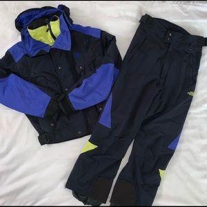 North Face | Gore Tex Vintage Snow Suit Set